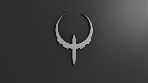 quake logo wallpaper hd pixelstalknet