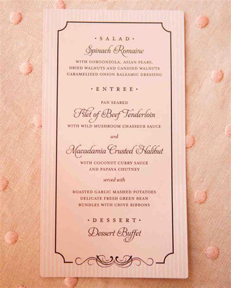 your own wedding menu cards emejing wedding menu card ideas contemporary styles ideas 2018 sperr us