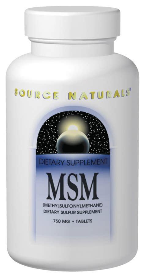 supplement source c source naturals msm with vitamin c 4 oz powder 4 powder