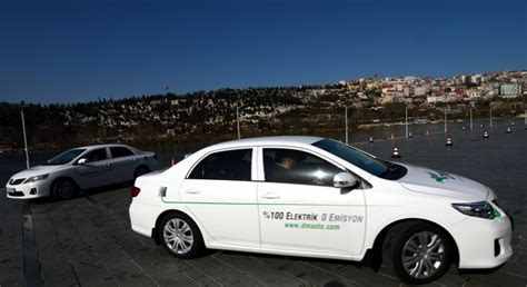 otomobilburada ilk elektrikli yerli yola cikti