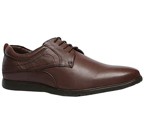 hush puppies brown formal shoes for bata india