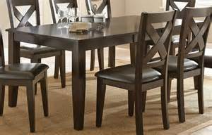 Rectangular Dining Room Sets by Steve Silver Crosspointe 9 Piece 60x42 Rectangular Dining