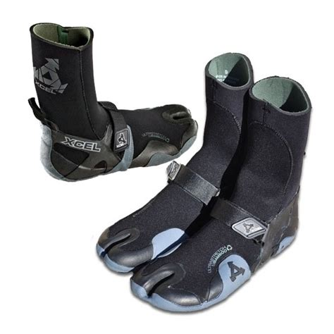 infinity boot c xcel infiniti tek 5mm split toe boot