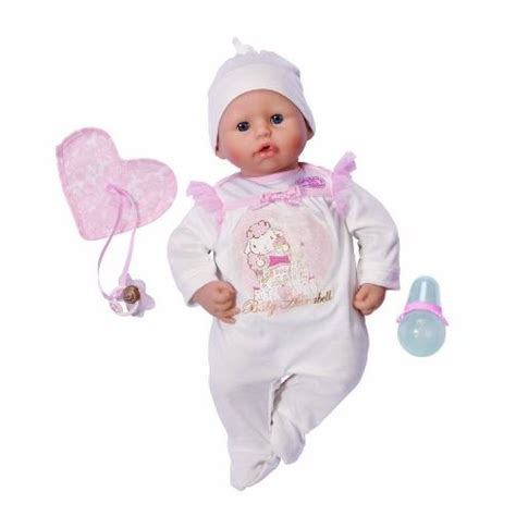 annabelle doll 9 baby annabell doll version 8 achat vente poupon