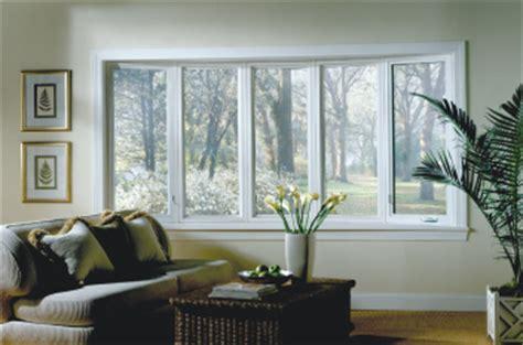 Casement Bow Window bay amp bow window replacement vinyl casement windows