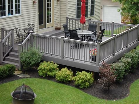 Deck Garden Design Ideas Patio Landscaping Simple Landscaping Around Deck Deck Landscaping Ideas Interior Designs