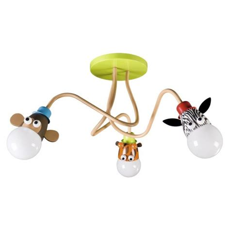 Animal Themed Ceiling Light Ideal 4 Kids Bedroom Lighting Childrens Pendant Lighting