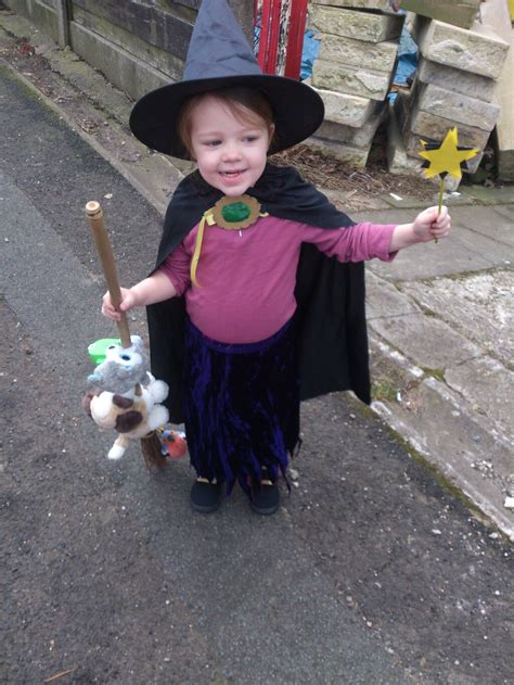 room on the broom costume world book day costume idea waterbirthplease