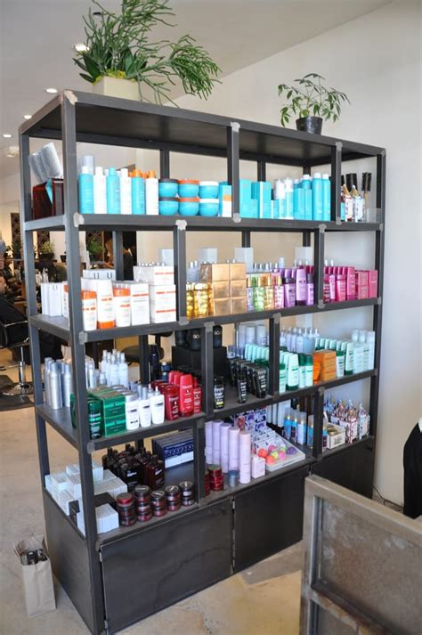 Display Cabinet For Hair And Skin Products At Exclusive