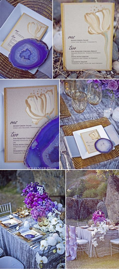 17 Best images about Wedding Themes: Agate on Pinterest