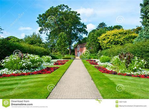 Gardening Naturally Landscape Gardening Stock Photo Image 43211526