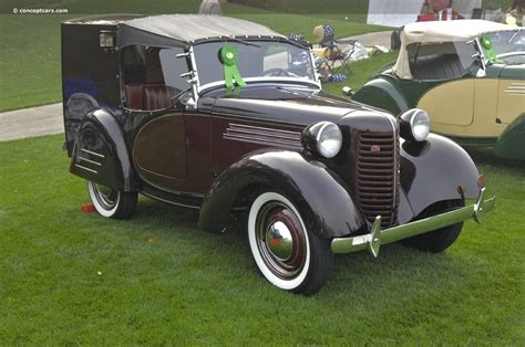 bantam car auction results and data for 1938 bantam series