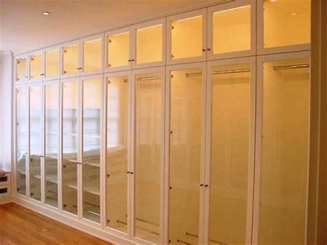 white wood wardrobe closet miami by