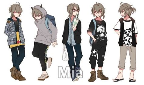 anime boy outfit ideas top 25 ideas about anime boy hair on pinterest drawing