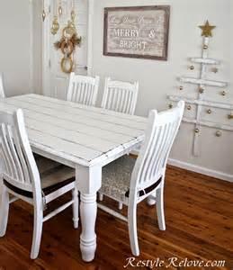 Unique Kitchen Table Ideas Interesting White Farmhouse Kitchen Table Unique Kitchen