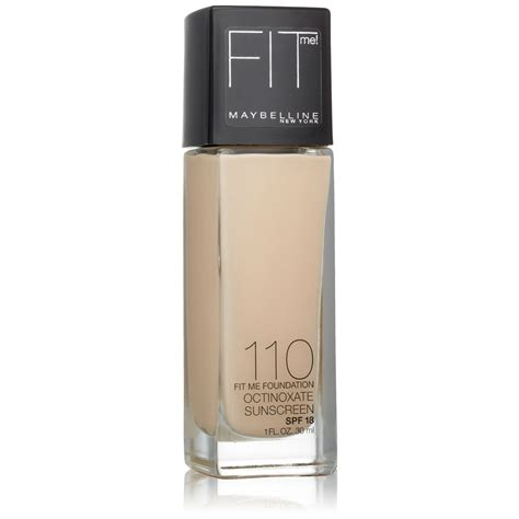 Maybelline Fit Me maybelline fit me foundation porcelain 110 kaufen