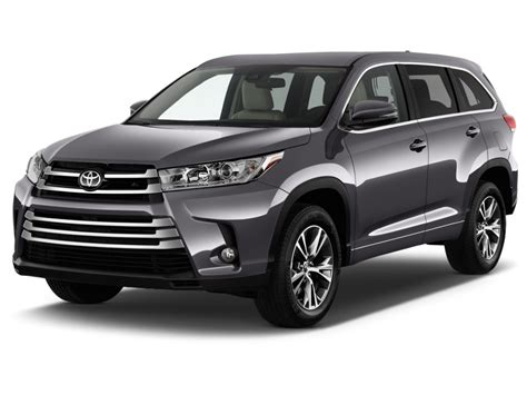 toyota cars and price 2018 toyota highlander review specs price and release