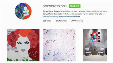 bio instagram bold how to snap your way to art success on instagram artwork