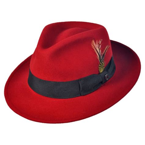 all fedoras where to buy all fedoras at village hat shop jaxon hats pachuco crushable wool felt fedora hat all fedoras