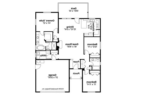 traditional house floor plans traditional house plans ferndale 31 026 associated designs