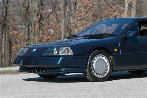 renault cars 1990 1990 renault alpine fast cars