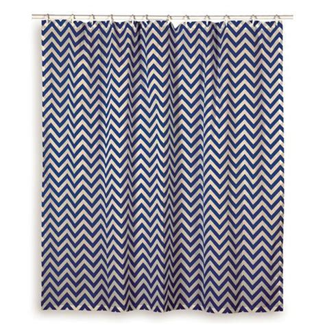 navy chevron shower curtain 25 best ideas about navy shower curtains on pinterest