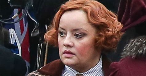 lucy davis limited this wonder woman actress looks totally unrecognisable in