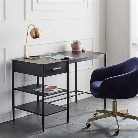 Alys Swivel Office Chair West Elm Markdowns Office Furniture
