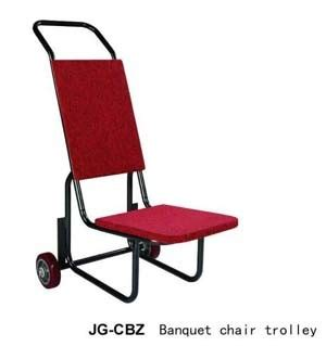 china banquet chair trolley jg cyz china trolley chair