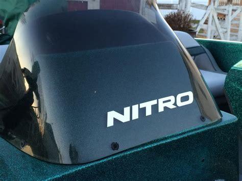 nitro bass boat replacement windshield 1995 nitro 180 fs slight restoration fixup cleanup