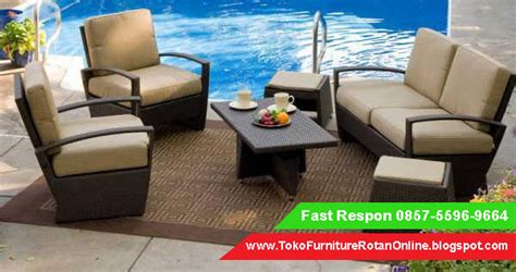 Kursi Rotan Di Jakarta sofa rotan ruang tamu jual kursi sofa rotan harga kursi