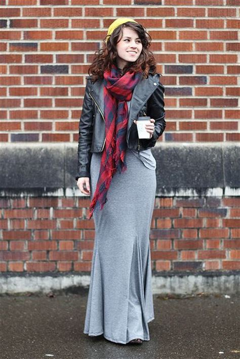 how to wear a maxi or skirt with hat or how to style maxi