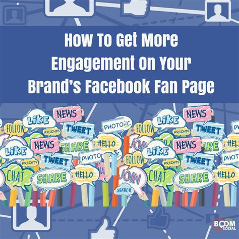 how to get fans how to get more engagement on your brand s facebook fan