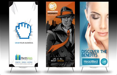 design x banner pull up banner promotional banners x banner freckle