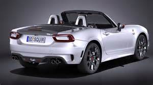 124 Spider Abarth Fiat 124 Spider Abarth 2017 Squir