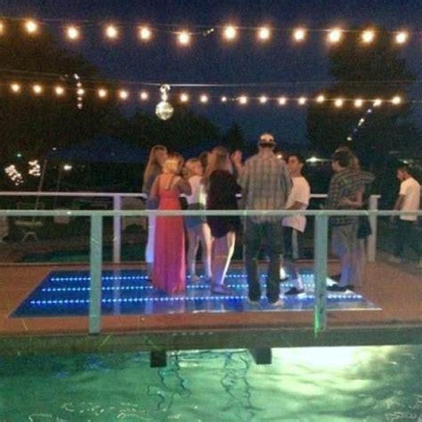 Floor Rental Houston by Custom Glass Floor The Pool Pool Floor