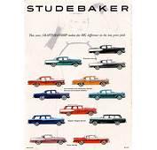 Directory Index Studebaker/1957
