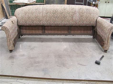 nelson furniture restoration antique sleeper sofa
