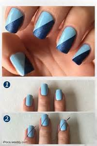 best 25 easy nail designs ideas on nail