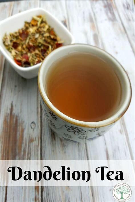 Dandelion Root Tea And Cranberry Juice Detox by 25 Best Ideas About Dandelion Tea Detox On