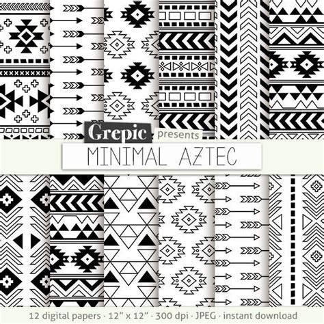 pattern paper buy online india best 25 aztec patterns ideas on pinterest tribal