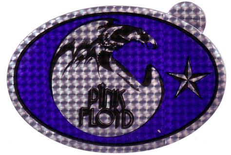 Autoaufkleber 70er Jahre by Pink Floyd Original Auto Aufkleber 70er Jahre