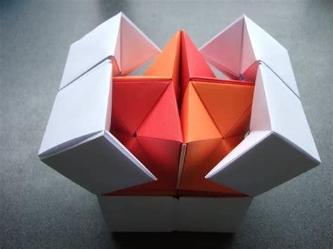 Origami Finger Trap - curlicue kinetic origami doovi