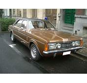 IMCDborg 1974 Ford Cortina 2000E Partly Fitted As GXL