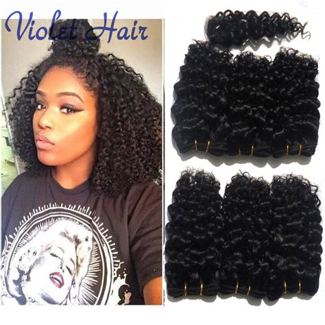 styles for curly brazillain hair curly brazilian hair extensions short human hair style afro kinky curly hair star styles 6pc