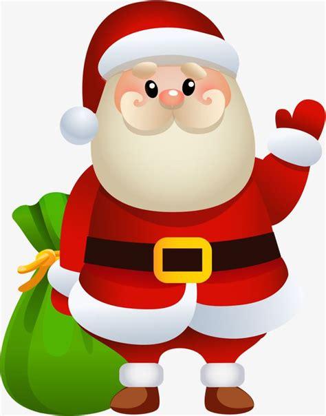 cartoon santa claus christmas photo booth santa claus clipart christmas drawing