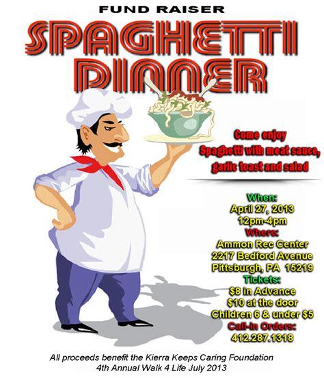 Spaghetti Fundraiser Clipart Clipart Suggest Spaghetti Dinner Fundraiser Flyer Template