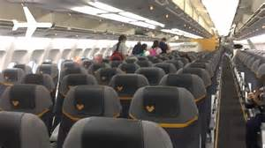 Thomas Cook Interior Thomas Cook New A330 200 Cabin Interior Onboard Review