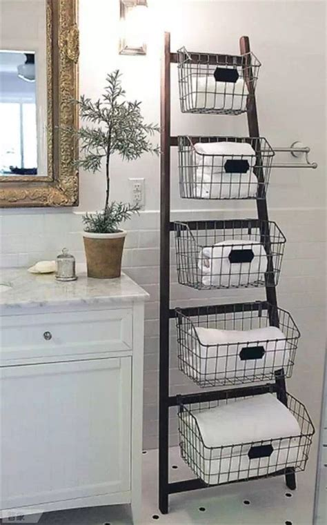ladder home decor repurposed ladder decor ideas that you will love
