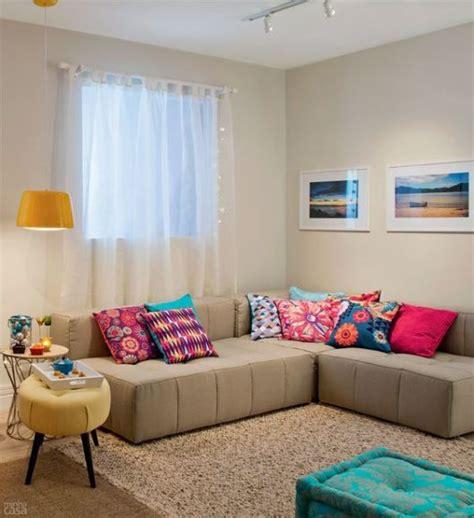decorar sala de visita pequena como decorar uma sala pequena ou grande 60 ideias